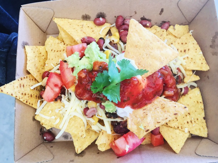 World vegan day melbourne nachos